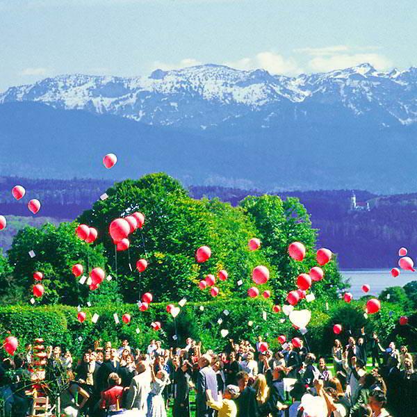 Hochzeiten Heiraten Am Starnberger See